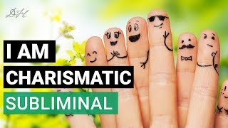 Скачать I Am Charismatic Create Charisma Subliminal Messages 1 Affirmations Law Of Attraction