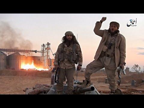 ИГИЛ публикует видео из захваченной Пальмиры (новости)
