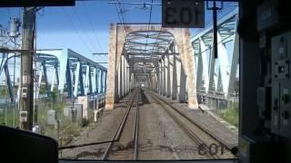 列車:1383H・859M 路線:常磐線・成田線 種別:快速・普通 撮影日:6月...