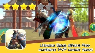 Ultimate Blade fighting:Free multiplayer PVP combat games Walkthrough New Solutions to Danger