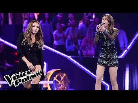 "Agata Gołemberska vs ""Martita"" Marta Butryn - ""Elastic Heart"" - Bitwy - The Voice of Poland 8"