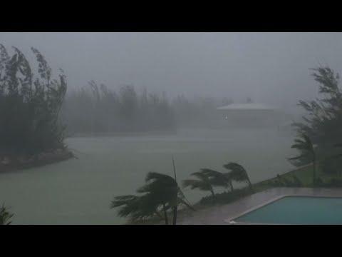 Hurricane Dorian remains