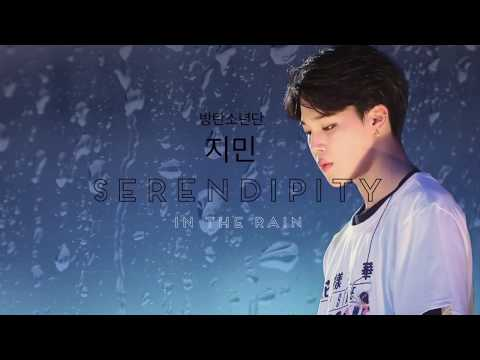 BTS 지민 Jimin - Intro: Serendipity, But You're In The Rain
