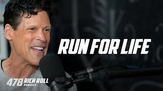 Dean Karnazes Just Keeps Running | Rich Roll Podcast