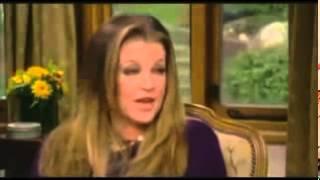 Oprah Winfrey 2010: Lisa Marie Presley talks about Michael Jackson l part one