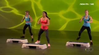 Online Fitness I Bodyshaping I Step and Tone Folge 1