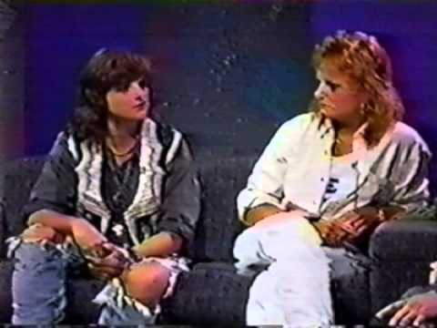 indigo girls: 1989-06-16 late night atlanta live