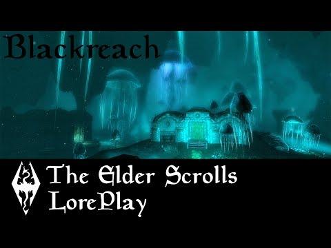 Elder Scrolls Loreplay: Blackreach & the Silent City lore [Loreplay 1#]