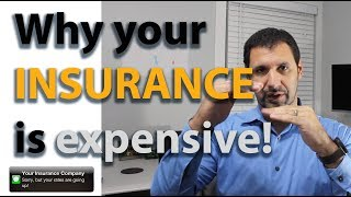 Insurance rates going up? Reasons Why your insurance had a rate increase