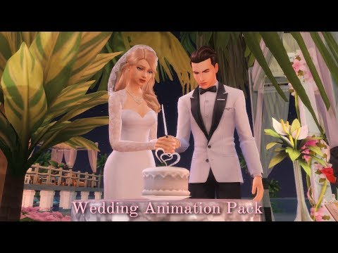 the-sims-4-custom-wedding-animation-pose-pack-*download*
