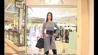 Магазины женской одежды Maya(Размышляя, как и где встречать Новый Год, каждая женщина обязательно задается главным вопросом — что надет..., 2011-12-12T13:33:07.000Z)
