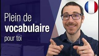 Du vocabulaire français pour dire que tu commences quelque chose