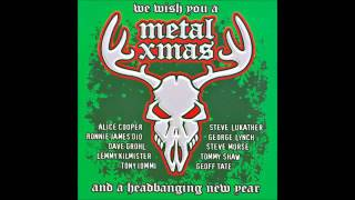 We Wish you a Metal Christmas and a headbanging new year