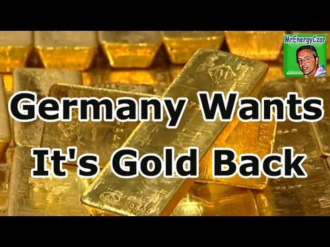 Why Does Germany Want It's Gold Back?