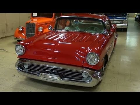 Has spectacular shaved door handles on a street rod upload this video's
