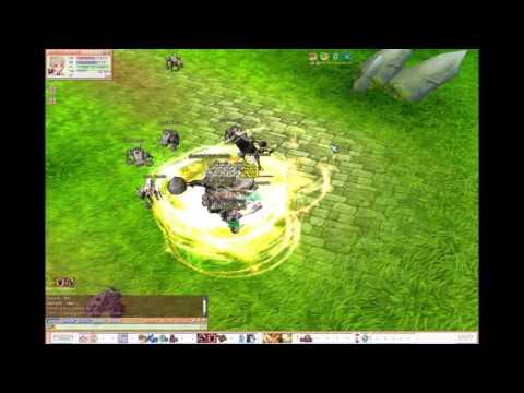 AOEING PRIEST – Kingdom FlyFF Gameplay (Ep.1.3)