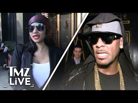 R. Kelly's Alleged Sex Slave Surfaces | TMZ Live Mp3