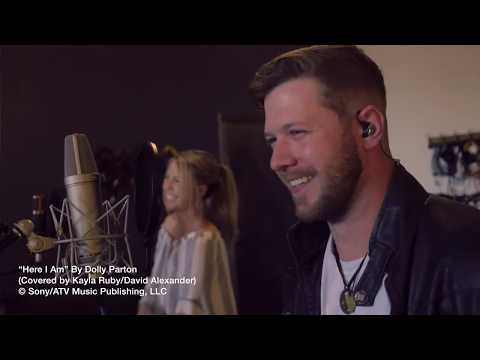 Here I Am - Dolly Parton (Cover By David Alexander And Kayla Ruby)