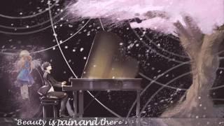 ღ Nightcore - Scars To Your Beautiful with official lyrics by Madilyn Paige