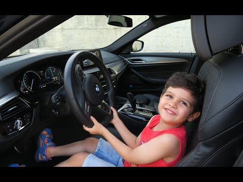 BMW 520d 2017 Baba Oğul Test