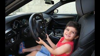 BMW 520d 2017 Baba Oğul Test