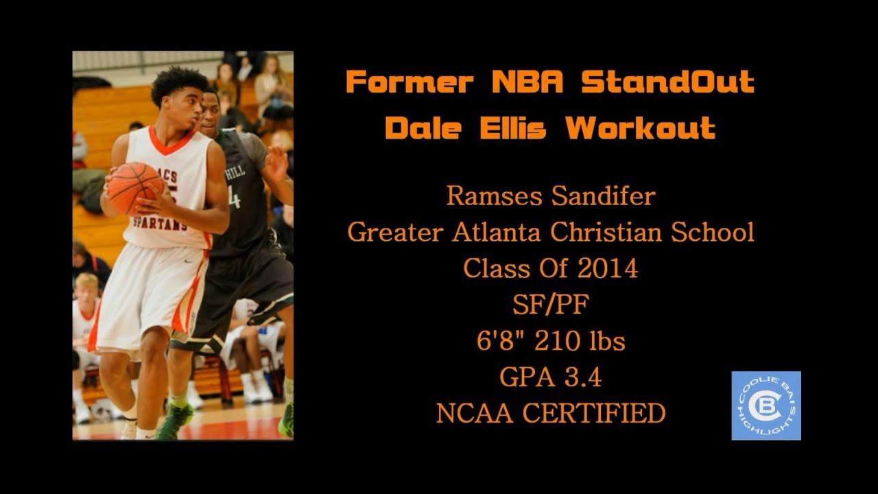 Ramses Sandifer 6 8 2014 SF PF The Dale Ellis Workout