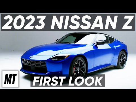 2023 Nissan Z: First Look