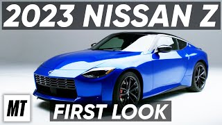 Download 2023 Nissan Z: First Look