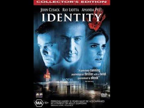 Identity 2003.Mystery, Thriller, John Cusack, Ray Liotta, Amanda Peet