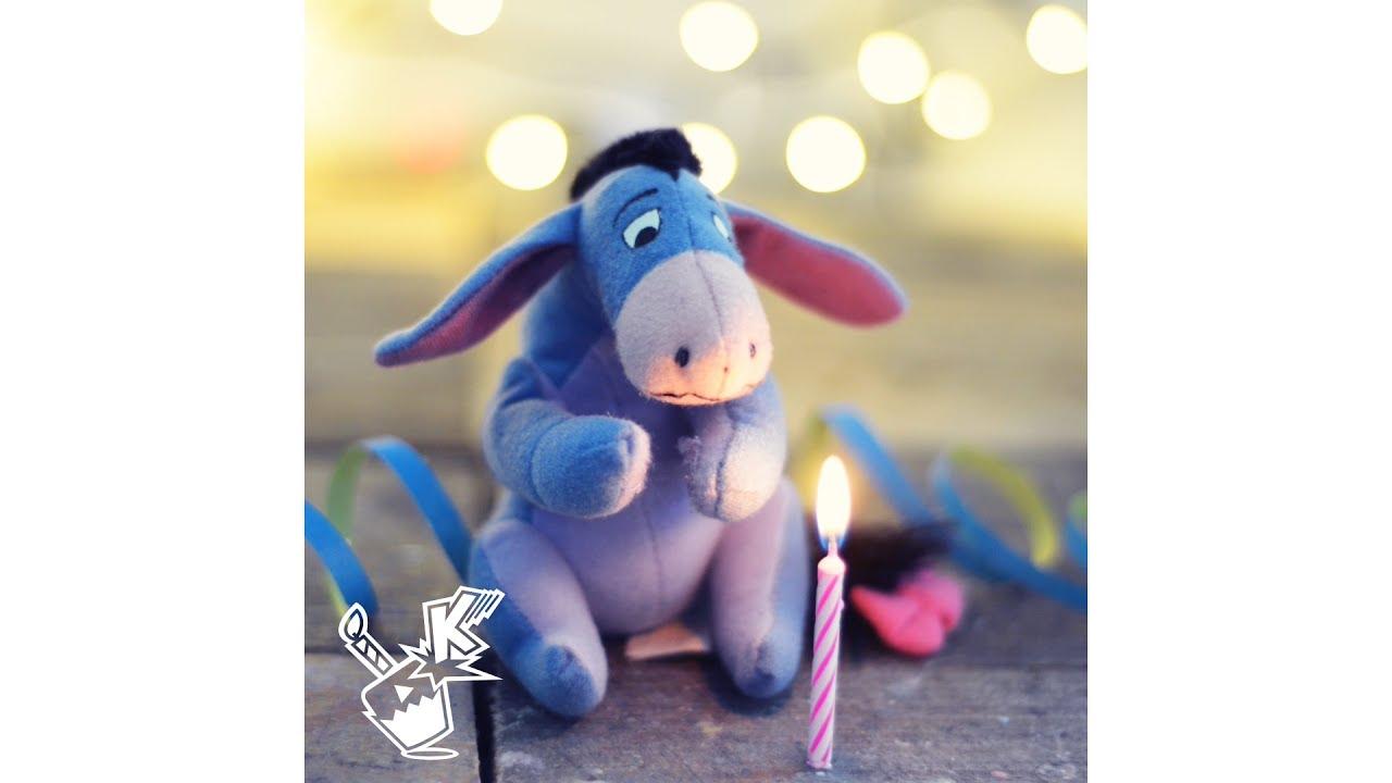 HAPPY EEYORE BIRTHDAY – Eeyore Birthday Cards