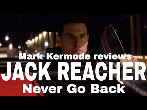 Jack Reacher: Never Go Back reviewed by Mark Kermode