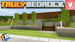Truly Bedrock SMP - S2 : E24 - Back to the Base! [Starting a Modern Garden]