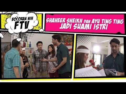 Suasana Syuting FTV Shaheer Sheikh Dan Ayu Ting Ting