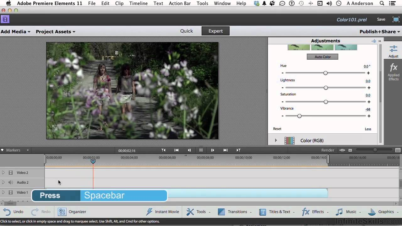 adobe premiere elements 11 tutorial manually adjusting color youtube rh youtube com adobe premiere elements manual pdf adobe premiere elements 11 manuel pdf