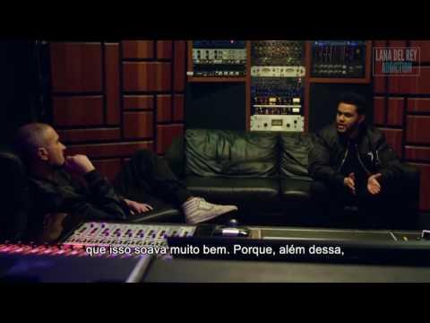 The Weeknd fala sobre trabalhar com Lana Del Rey (Legendado)