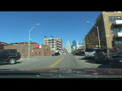 20171028 Saturday Drivelapse Kansas City metro Area
