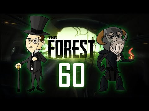 THE FOREST #60 : I Like Big Walls and I cannot Lie ....