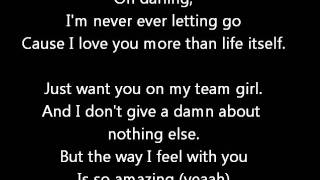 Chris Brown FT Kmac - Life itself  (Lyrics on screen) karaoke In My Zone 2
