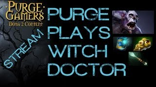 dota 2 purge plays witch doctor