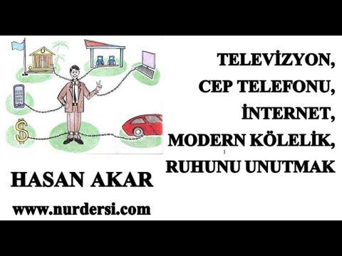 Hasan Akar - Televizyon, Cep Telefonu, İnternet, Modern ...