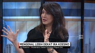 Video Cantik, Awet Muda & Tegas, Mengenal Lebih Dekat Ira Koesno, Moderator Debat Pilkada Jakarta download MP3, 3GP, MP4, WEBM, AVI, FLV Desember 2017