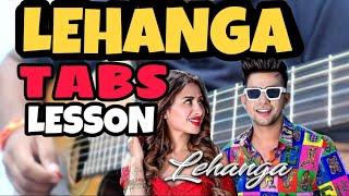 Lehanga (Jass Manak ) Easy Guitar Tabs Lesson   Satti Dhillon   Geet MP3   Shopping Jass manak Chord
