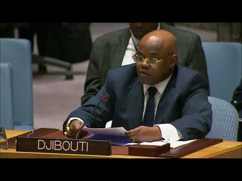 Statement by His Excellency Mr. Mohamed Siad Doualeh on Upholding International Law