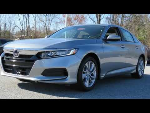 New 2019 Honda Accord Greenville SC Easley, SC #191414 - SOLD
