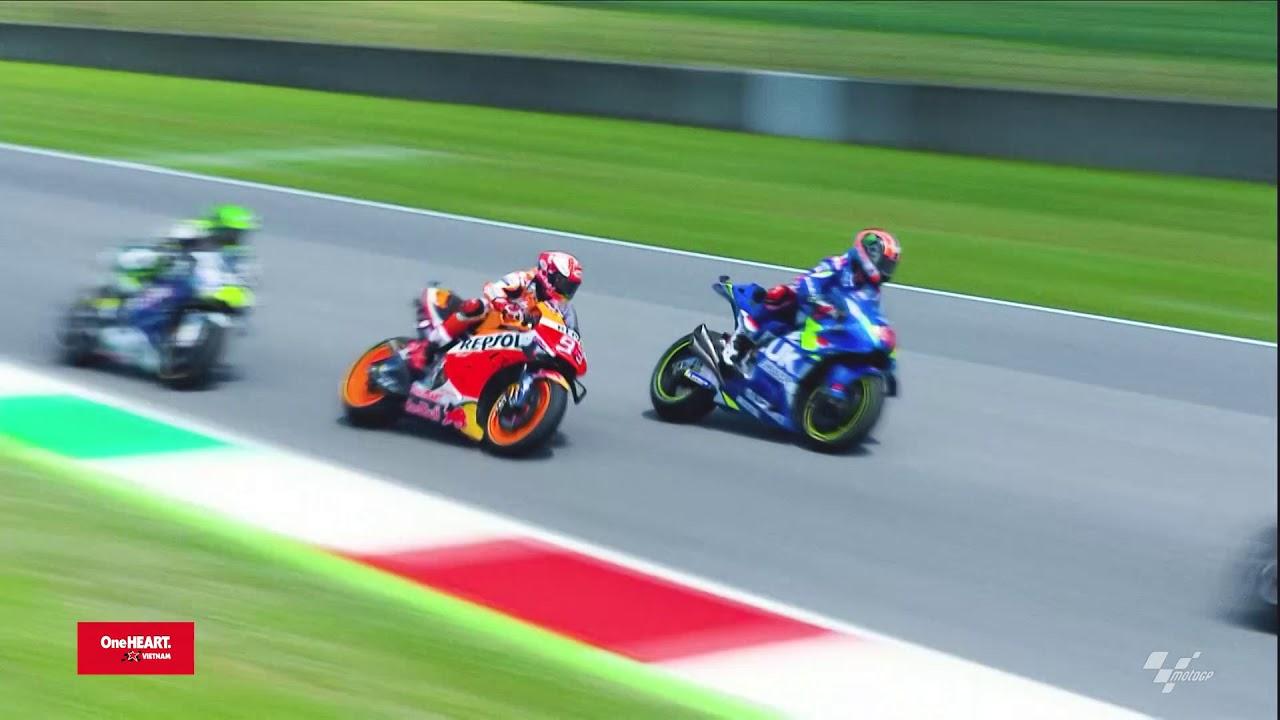 MotoGP2019 – Chặng 6 tại trường đua Mugello