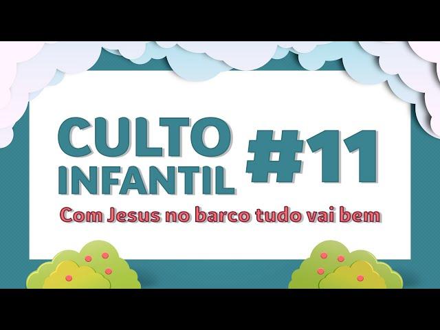 Culto Infantil - 31.05