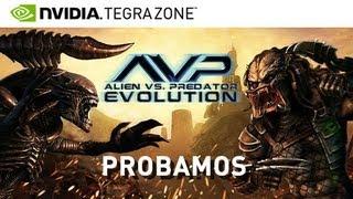 nvidia tegrazone avp evolution