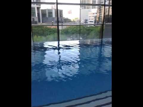 CROWN PROMENADE SWIMMING POOL MELBOURNE