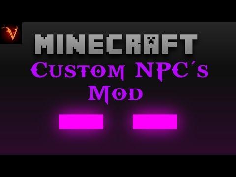 Скачать мод custom npc  - mods-
