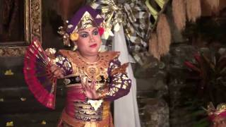 A bit of a Balinese Taruna Jaya Dance Performance